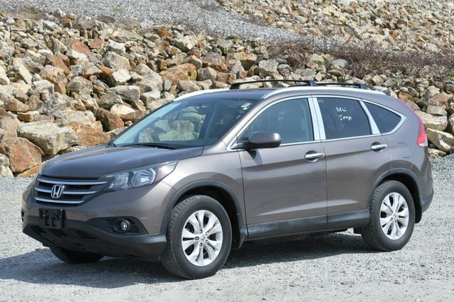 2014 Honda CR-V EX-L 4WD Naugatuck, Connecticut 2