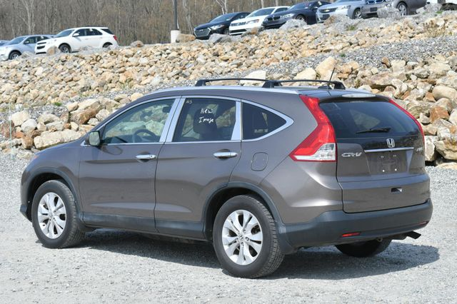 2014 Honda CR-V EX-L 4WD Naugatuck, Connecticut 4