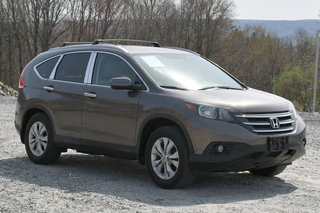 2014 Honda CR-V EX-L 4WD Naugatuck, Connecticut 8
