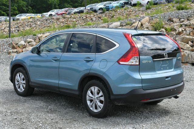 2014 Honda CR-V EX AWD Naugatuck, Connecticut 4