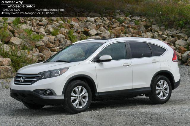 2014 Honda CR-V EX-L AWD Naugatuck, Connecticut