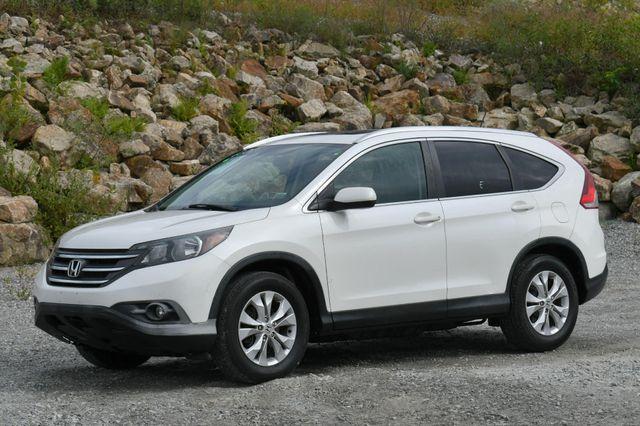 2014 Honda CR-V EX-L AWD Naugatuck, Connecticut 2