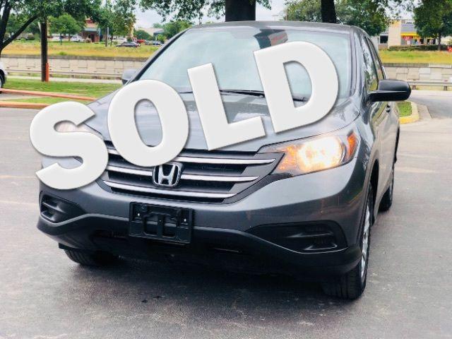 2014 Honda CR-V LX in San Antonio, TX 78233