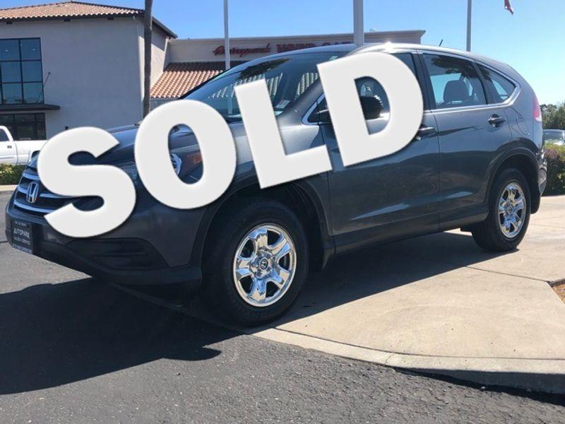 2014 Honda CR-V LX   San Luis Obispo, CA   Auto Park Sales & Service in San Luis Obispo CA