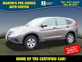 2014 Honda CR-V LX in Whitman, MA 02382