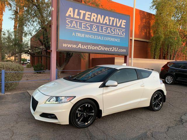 2014 Honda CR-Z EX 3 MONTH/3,000 MILE NATIONAL POWERTRAIN WARRANTY in Mesa, Arizona 85201