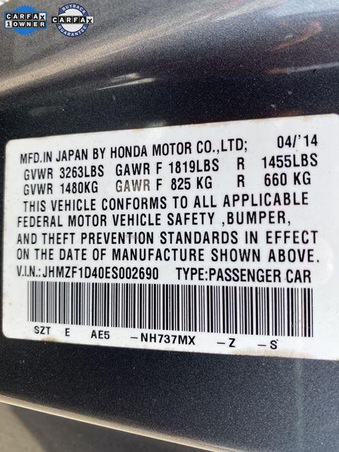 2014 Honda CR-Z Base Madison, NC 34