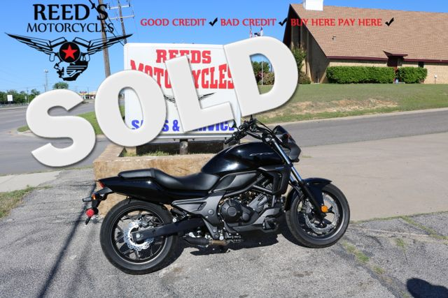 2014 Honda CTX 700N | Hurst, Texas | Reed's Motorcycles in Hurst Texas