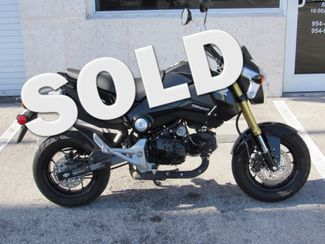 2014 Honda Grom Base in Dania Beach Florida, 33004
