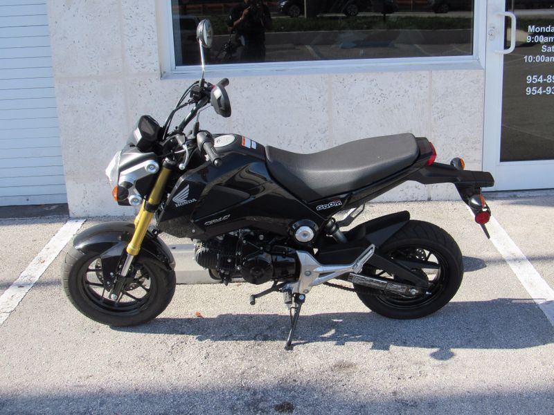 2014 Honda Grom Base  city Florida  Top Gear Inc  in Dania Beach, Florida