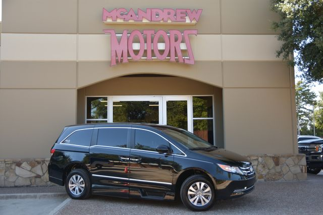 2014 Honda Odyssey Roll-Ex Wheel Chair Accessible