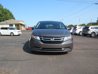 2014 Honda Odyssey EX-L Batesville, Mississippi 4