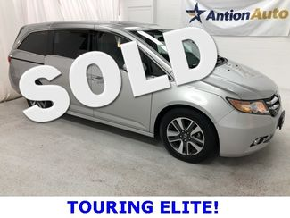 2014 Honda Odyssey Touring Elite   Bountiful, UT   Antion Auto in Bountiful UT