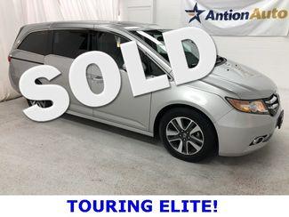 2014 Honda Odyssey Touring Elite | Bountiful, UT | Antion Auto in Bountiful UT