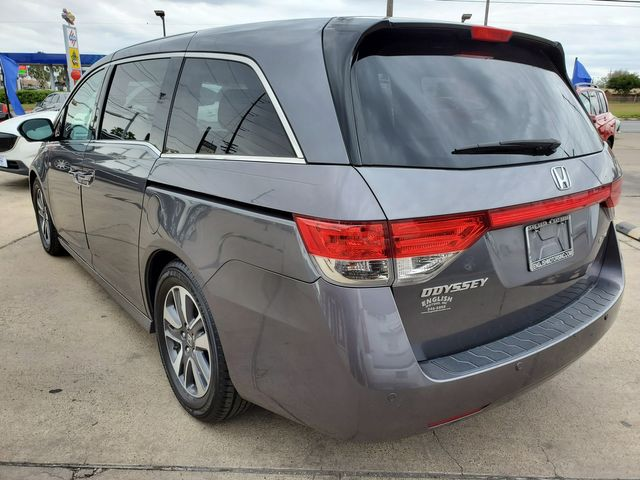 2014 Honda Odyssey Touring Elite in Brownsville, TX 78521