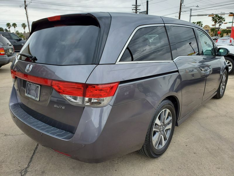 2014 Honda Odyssey Touring Elite  Brownsville TX  English Motors  in Brownsville, TX