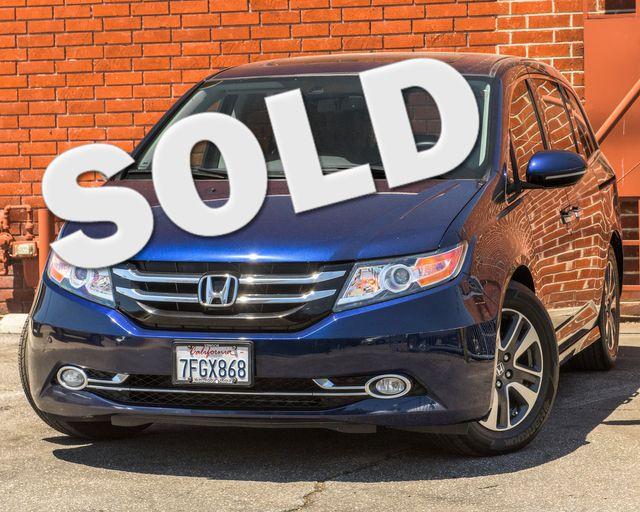 2014 Honda Odyssey Touring Elite Burbank, CA