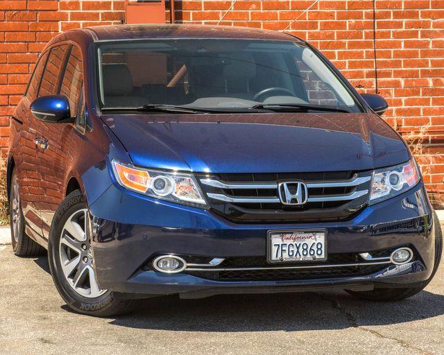 2014 Honda Odyssey Touring Elite Burbank, CA 2