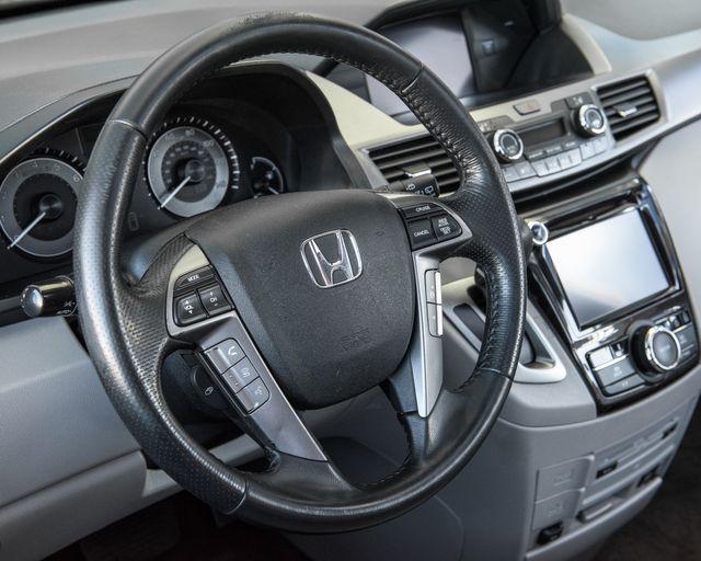 2014 Honda Odyssey Touring Elite Burbank, CA 21