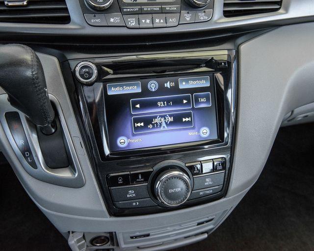 2014 Honda Odyssey Touring Elite Burbank, CA 26