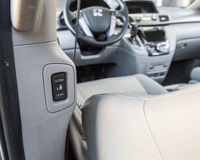 2014 Honda Odyssey Touring Elite Burbank, CA 30