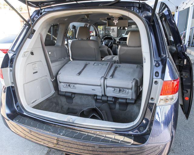 2014 Honda Odyssey Touring Elite Burbank, CA 32