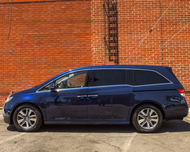 2014 Honda Odyssey Touring Elite Burbank, CA 4