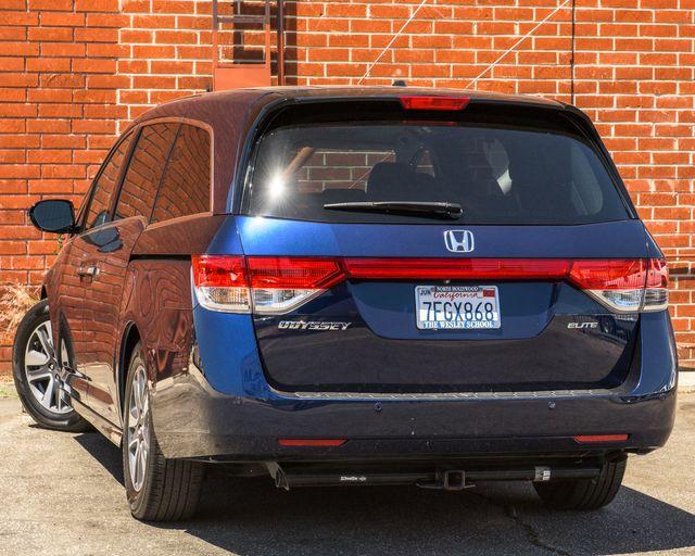 2014 Honda Odyssey Touring Elite Burbank, CA 5