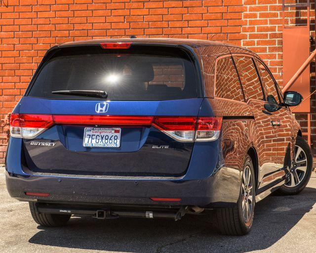 2014 Honda Odyssey Touring Elite Burbank, CA 7