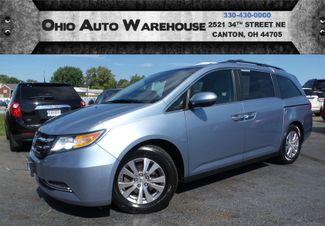 2014 Honda Odyssey EX V6 3rd Row Seating 28 MPG Highway We Finance | Canton, Ohio | Ohio Auto Warehouse LLC in  Ohio