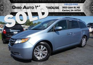 2014 Honda Odyssey EX V6 3rd Row Seating 28 MPG Highway We Finance | Canton, Ohio | Ohio Auto Warehouse LLC in Canton Ohio