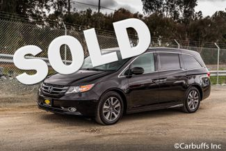 2014 Honda Odyssey Touring Elite | Concord, CA | Carbuffs in Concord