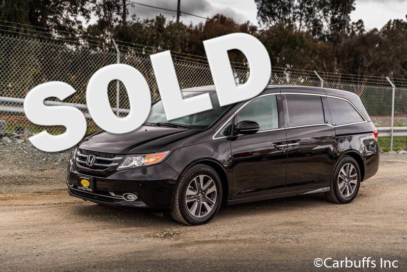 2014 Honda Odyssey Touring Elite   Concord, CA   Carbuffs