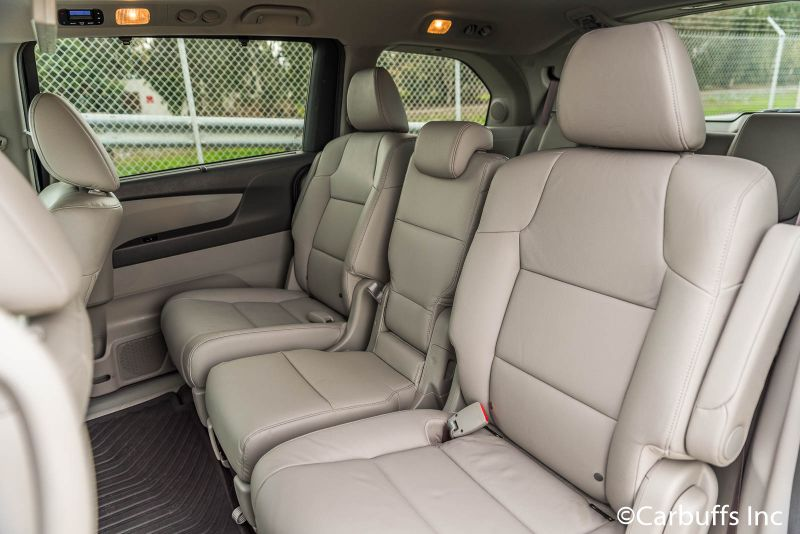 2014 Honda Odyssey Touring Elite   Concord, CA   Carbuffs in Concord, CA