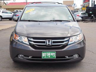 2014 Honda Odyssey Touring Elite Englewood, CO 1