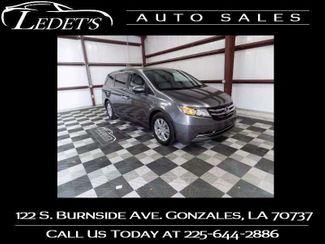 2014 Honda Odyssey EX - Ledet's Auto Sales Gonzales_state_zip in Gonzales