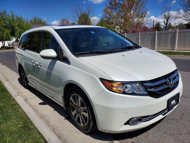 2014 Honda Odyssey Touring Elite in Kaysville, UT 84037