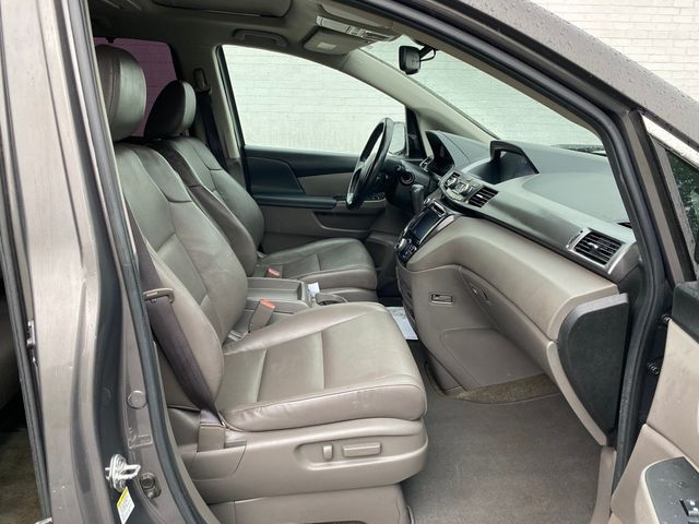 2014 Honda Odyssey Touring Elite Madison, NC 12