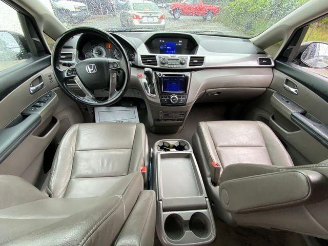 2014 Honda Odyssey Touring Elite Madison, NC 23
