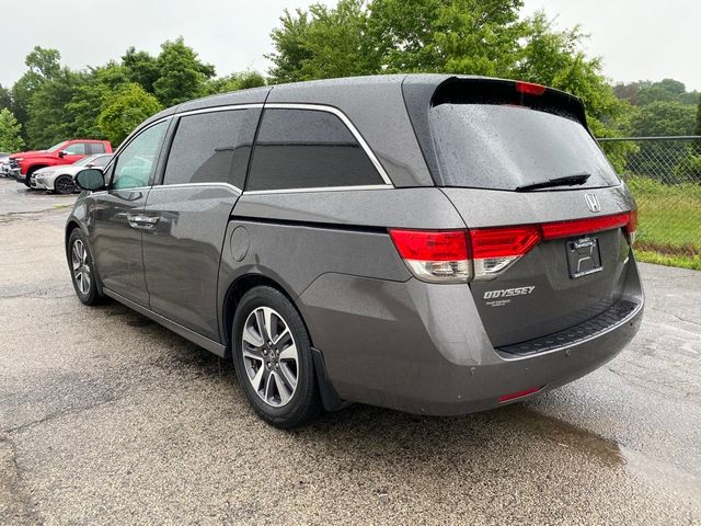2014 Honda Odyssey Touring Elite Madison, NC 3