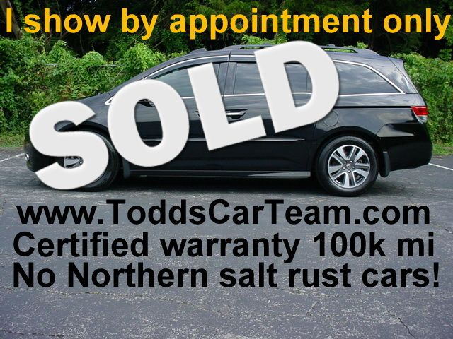 2014 Honda Odyssey Touring w/ Navi & DVD in Nashville TN, 37209