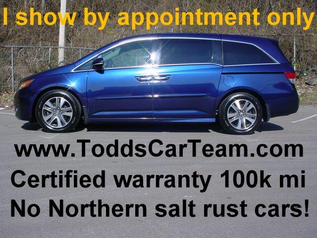 2014 Honda Odyssey Touring w/Navi & DVD in Nashville, TN 37209