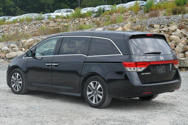 2014 Honda Odyssey Touring Naugatuck, Connecticut 4