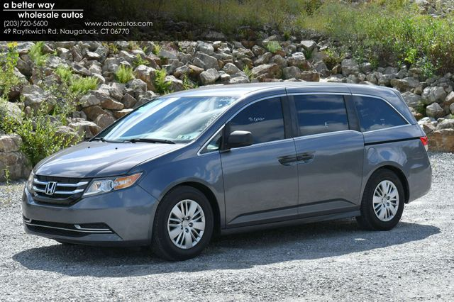 2014 Honda Odyssey LX Naugatuck, Connecticut