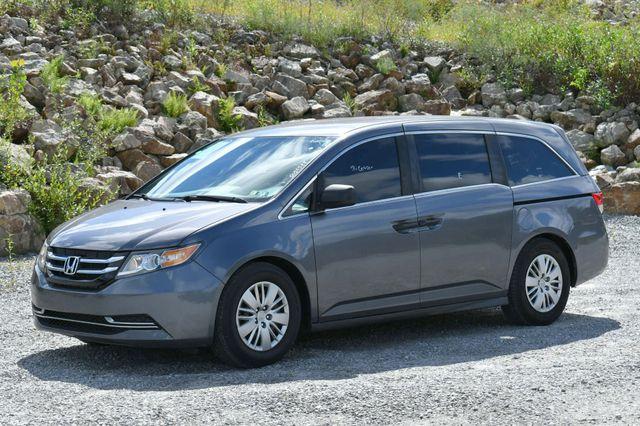 2014 Honda Odyssey LX Naugatuck, Connecticut 2