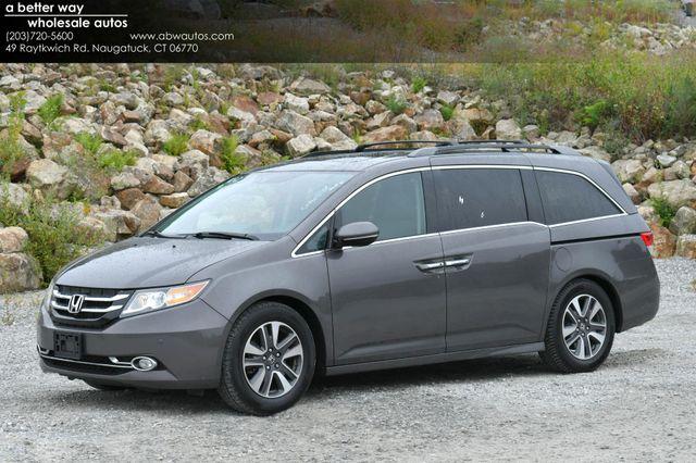 2014 Honda Odyssey Touring Naugatuck, Connecticut