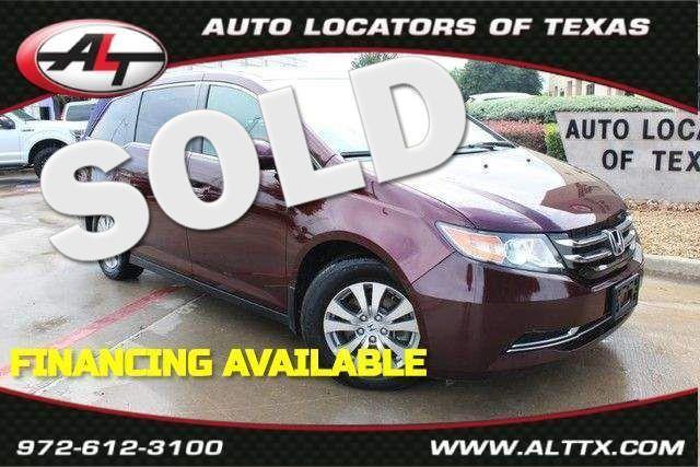 2014 Honda Odyssey EX | Plano, TX | Consign My Vehicle in  TX