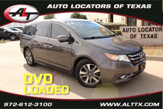 2014 Honda Odyssey Touring in Plano, TX 75093