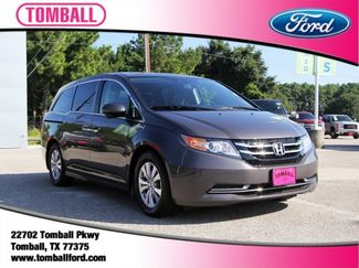 2014 Honda Odyssey EX-L in Tomball, TX 77375