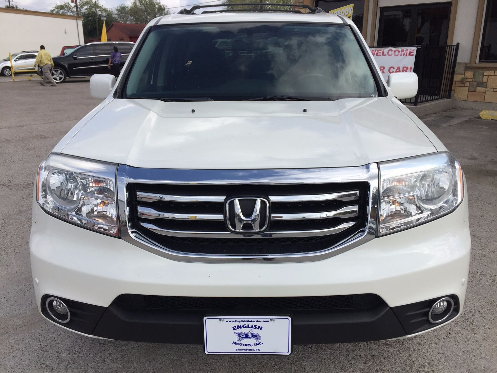 2014 Honda Pilot Touring Brownsville TX English Motors In